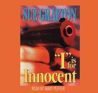 "Cover image for ""I"" is for innocent"