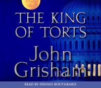 Cover image for The king of torts