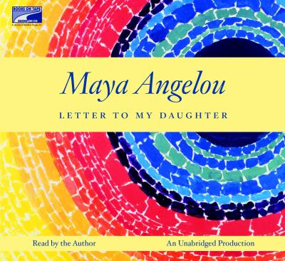 Imagen de portada para Letter to my daughter