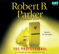 Cover image for The professional