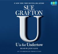 Cover image for U is for undertow
