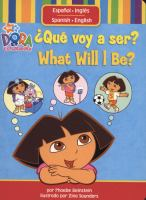Cover image for Qué voy a ser? What will I be?