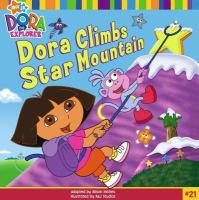 Cover image for Dora climbs Star Mountain