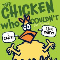 Cover image for The chicken who couldn't