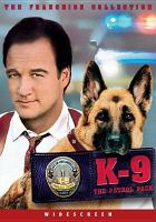 Cover image for K-9, the patrol pack