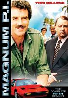 Cover image for Magnum P.I.  The complete fifth season