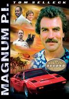Cover image for Magnum P.I. The complete second season
