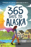 Imagen de portada para 365 days to Alaska