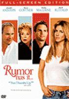 Imagen de portada para Rumor has it