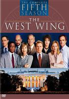 Cover image for The West Wing The complete fifth season