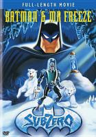Cover image for Batman & Mr. Freeze. Subzero