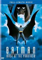 Cover image for Batman. Mask of the Phantasm
