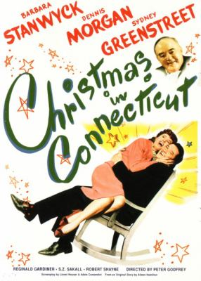 Cover image for Christmas in Connecticut