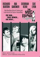 Imagen de portada para The night of the iguana