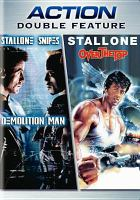 Cover image for Demolition man : Over the top