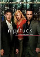 Cover image for Nip/tuck The complete third season