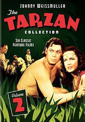 Imagen de portada para The Tarzan collection