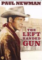 Cover image for The left handed gun