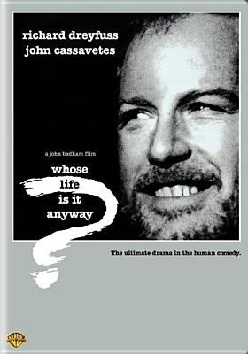 Cover image for Whose life is it anyway?