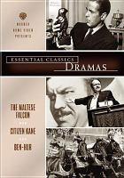 Cover image for Essential classics. Dramas