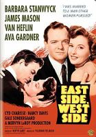 Cover image for East side, west side