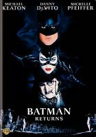 Cover image for Batman returns