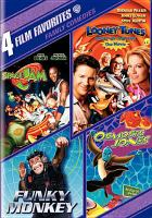 Imagen de portada para 4 film favorites family comedies.