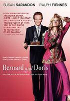 Cover image for Bernard and Doris