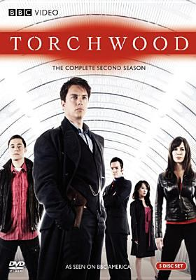 Cover image for Torchwood. The complete second season