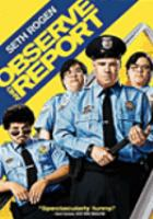 Cover image for Observe and report