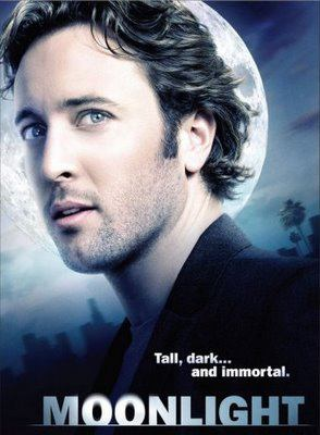 Cover image for Moonlight. The complete series