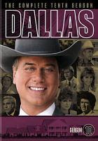 Cover image for Dallas The complete tenth season