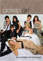 Cover image for Gossip girl The complete second season