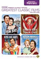 Cover image for Greatest classic films collection. Broadway musicals