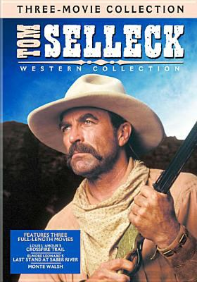 Cover image for Tom Selleck western collection