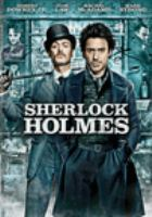 Cover image for Sherlock Holmes