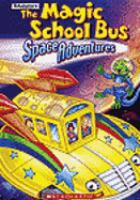 Cover image for The magic school bus space adventures