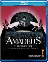 Cover image for Amadeus.