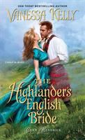 Cover image for The Highlander's English bride