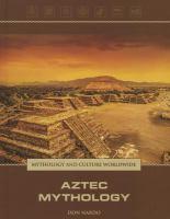 Cover image for Aztec mythology