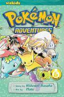 Cover image for Pokémon adventures. Volume 6