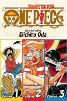 Cover image for One piece East blue