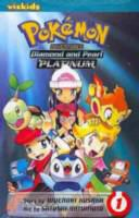Cover image for Pokemon adventures Diamond and Pearl : platinum