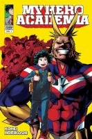 Cover image for My hero academia