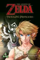 Cover image for The legend of Zelda : Twilight princess