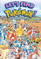 Cover image for Let's Find Pokemon! : Special Complete Edition