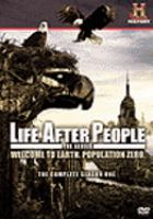 Cover image for Life after people, the series The complete season one