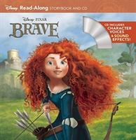 Cover image for Brave : read-along storybook and CD