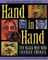 Imagen de portada para Hand in hand : ten Black men who changed America