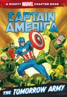 Cover image for Captain America. The tomorrow army